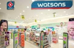 งาน part time วัตสัน (Watsons) เปิดรับพนักงานขายประจำสาขา เซ็นทรัลพระราม 2