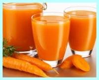น้ำแครอท เครื่องดื่มเพื่อสุขภาพ ดื่มได้ทุกเพศ ทุกวัย