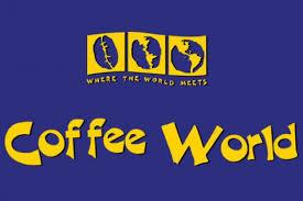 หางานทำ ร้านกาแฟ Coffee World สาขา เนอวาน่า สุขาภิบาล 3 เปิดรับสมัครพนักงานประจำร้าน
