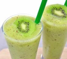 น้ำผลไม้เพื่อสุขภาพ น้ำกีวีปั่น ทำง่ายๆ ประโยชน์เพียบ