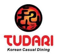 หางานทำ ร้านอาหารเกาหลี TUDARI สาขาเชียงใหม่ เปิดรับสมัครพนักงานเสิร์ฟ